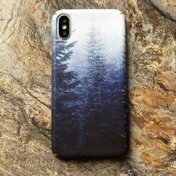 Kryt na iPhone s lesem - 3 varianty