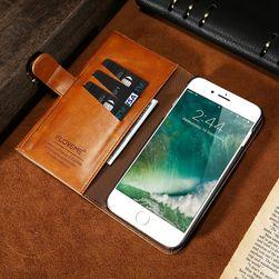 Портфейл и калъф за iPhone 7 - 2в1