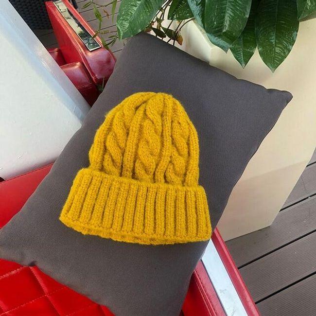 Damska zimowa czapka WC247 1