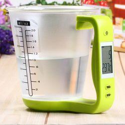 Цифровые весы и мерный стакан в одном - 3 цвета
