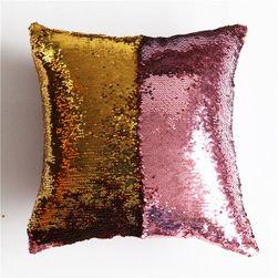 Navlaka za jastuk sa šljokicama - menja se - više varijanti