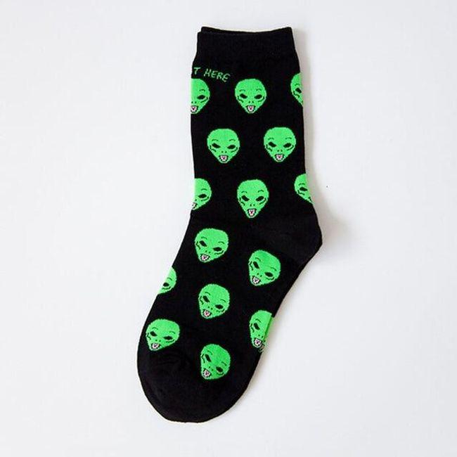 Unisex ponožky U02 1