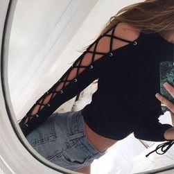 Женская футболка с длинным рукавом Melinda
