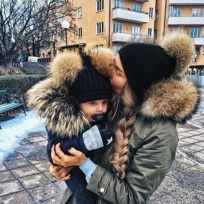 Női és lány téli sapka WC92 1