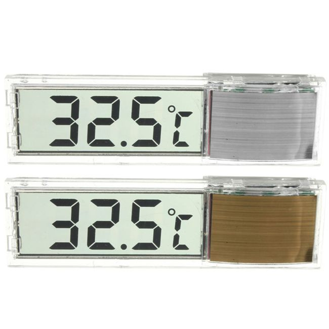 Прозрачный термометр для аквариума 1