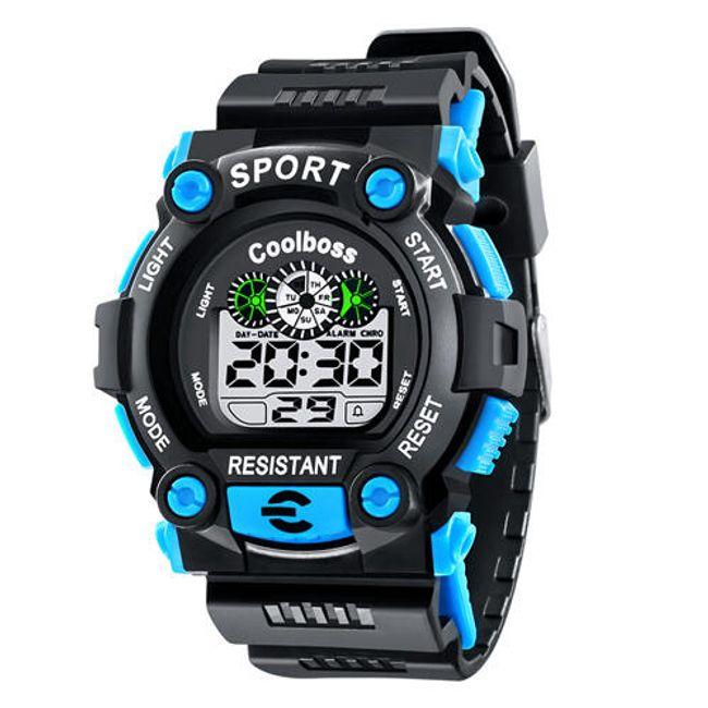Pánské sportovní hodinky - 6 barev 1