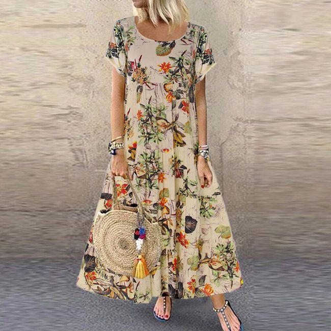 Női Maxi ruha Sibia 1