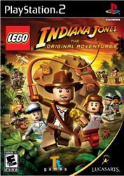 Igra (PS2) Lego Indiana Jones The Original Adventures