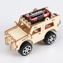 Mașină de lemn Derek