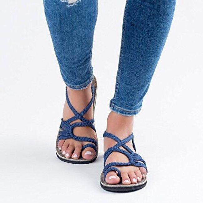 Bayan sandalet Breda 1