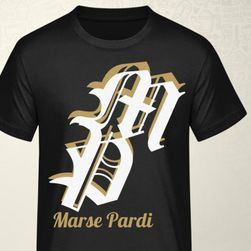 Férfi póló Marse Pardi
