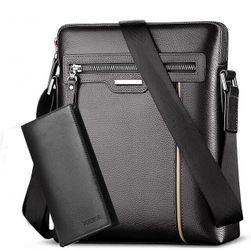 Мужская сумка через плечо MBT012