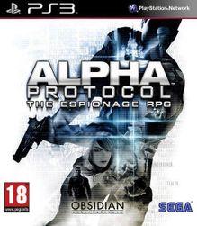 Játék (PS3) Alpha Protocol
