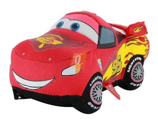 Plyšová hračka s přísavkou - Blesk McQueen 17cm 1