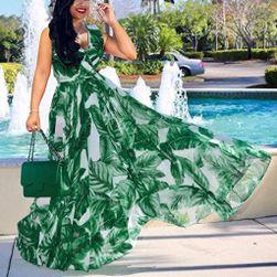 Дамска рокля в плюсови размери Rylee