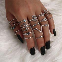 Komplet pierścionków Brianna
