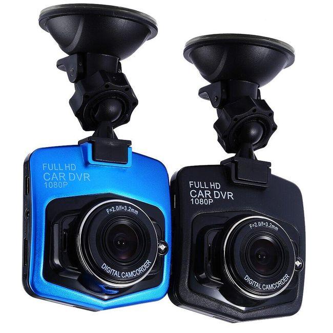 Přední kamera do auta s 2,4