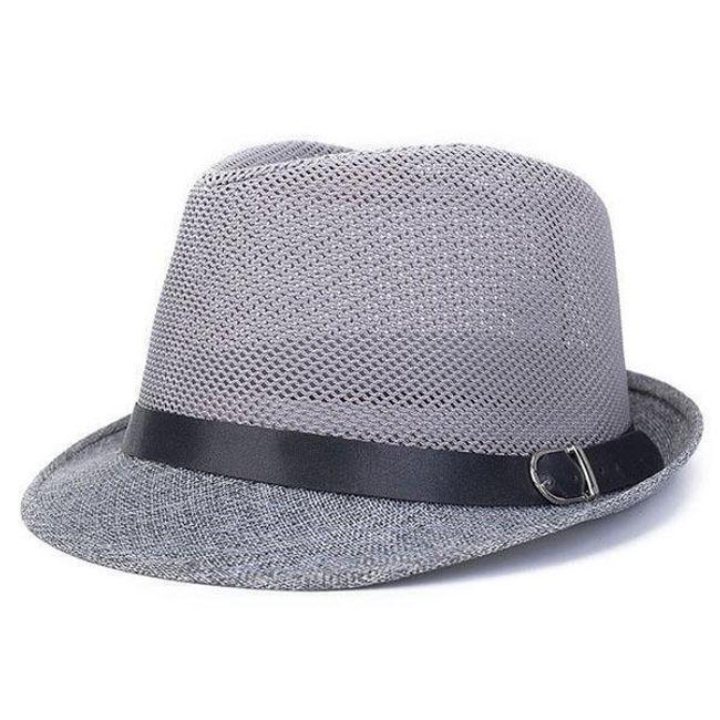 Пляжная шляпа с ремешком 1