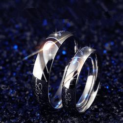 Női és férfi  jegygyűrű