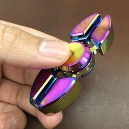 Fidget spinner antystresowy w różowym kolorze