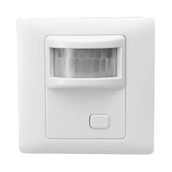 Sigurnosni infracrveni detektor pokreta - bijela boja 1