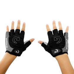 Унисекс ръкавици без пръсти за колоездене