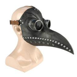 Halloweenská maska Doctor