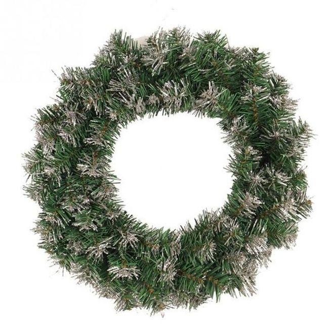 Vánoční věnec CH11 1