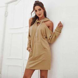 Ženska haljina-dukserica TF5639