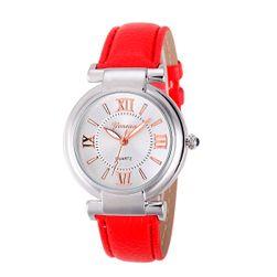 Женские наручные часы с элегантным циферблатом- 8 расцветок