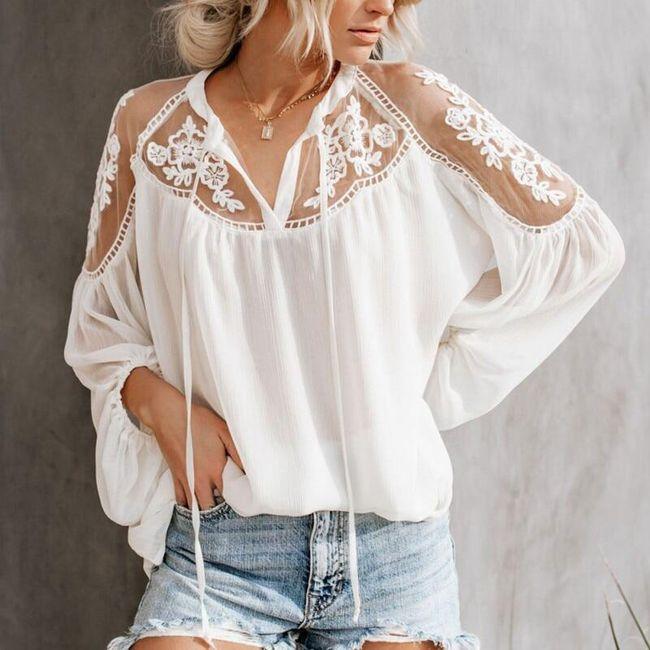 Ženska bluza Zarrina 1