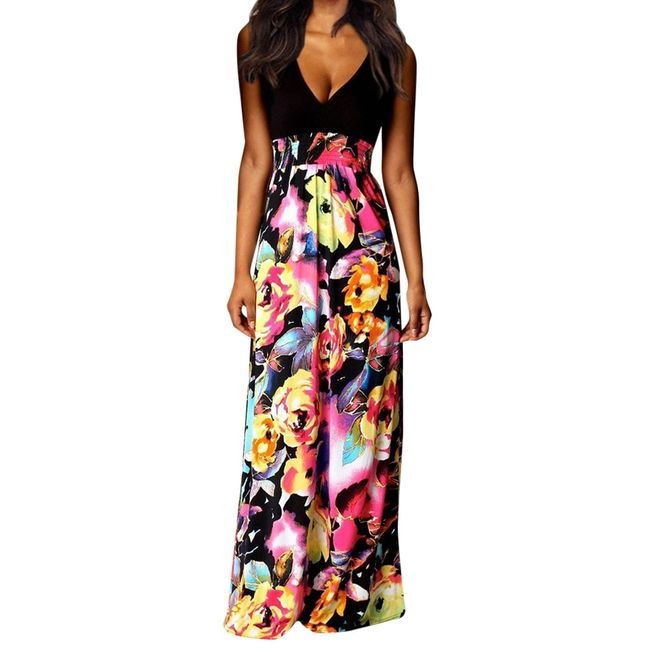 Letní šaty Evelyn 1