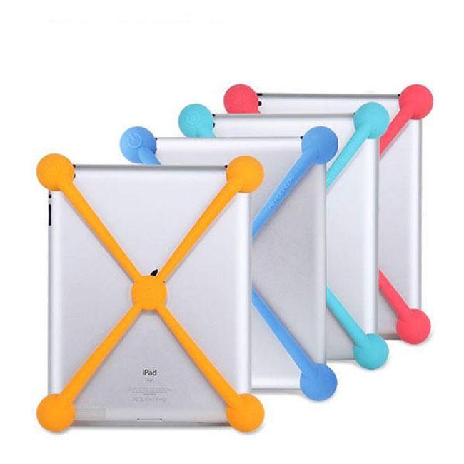 Szilikon gömbös tok iPad 2, 3, 4-hez 1