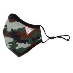 Bombažna uniseks maska - maskirna PR_P44344
