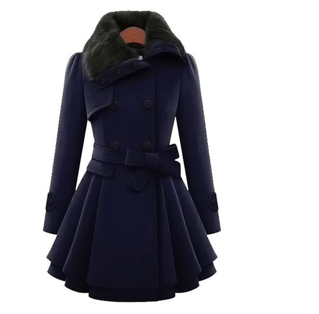 Ženski jesenji/prolećni kaput Gabriele 1