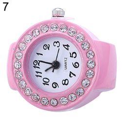 Prstýnkové hodinky FGF5