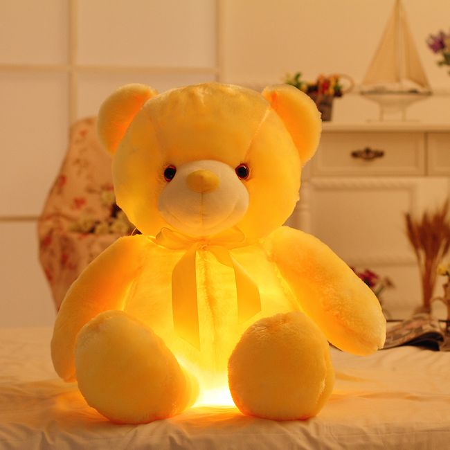 Svítící plyšák Teddy 1
