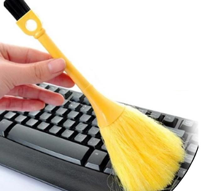 Mini kartáček na čištění klávesnice 1