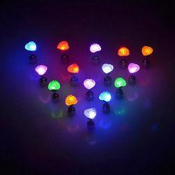 LED világító fülbevaló