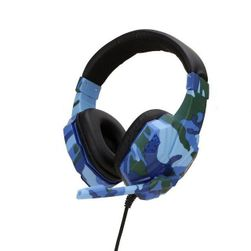 Słuchawki dla graczy z mikrofonem QF01