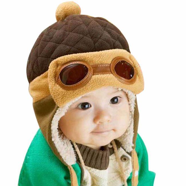 Dečija kapa - 4 boja 1