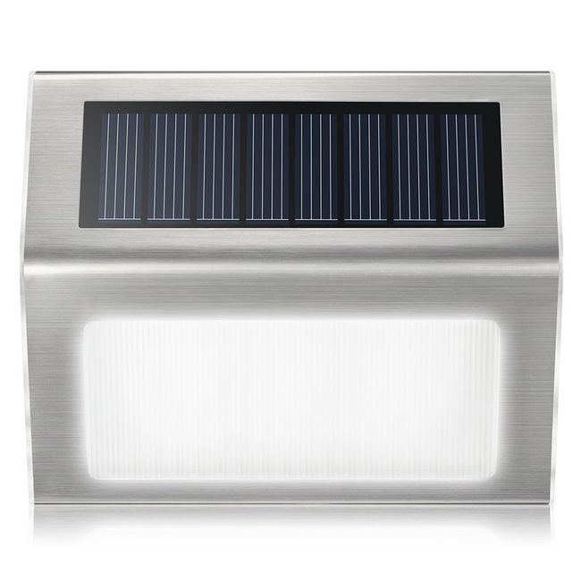 Solární venkovní osvětlení 1