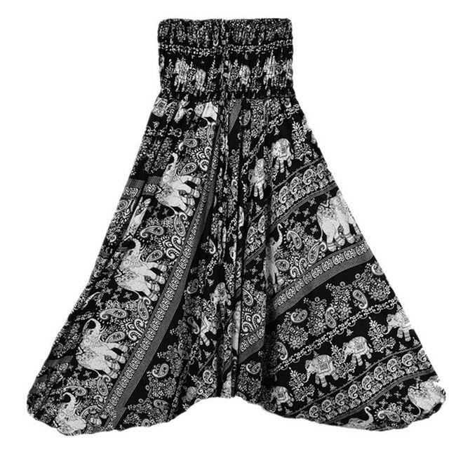 Laza nadrág boho stílusban - 13 változat
