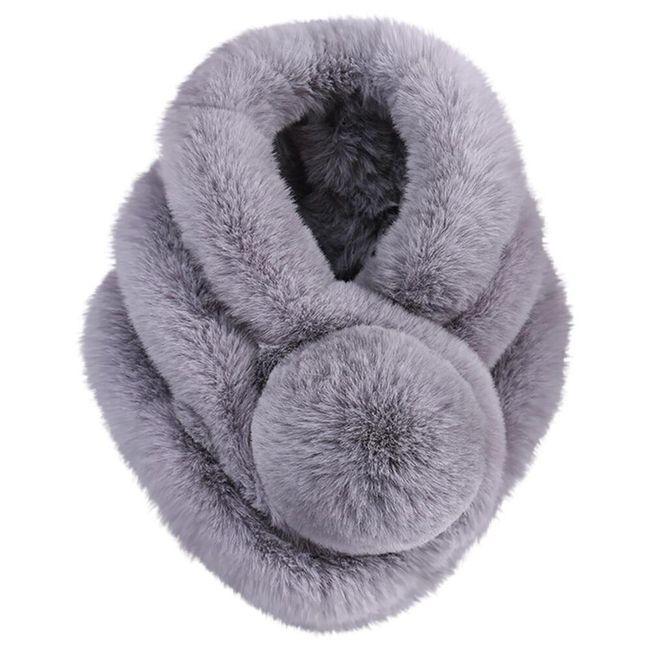 Женский шарф ISD63 1