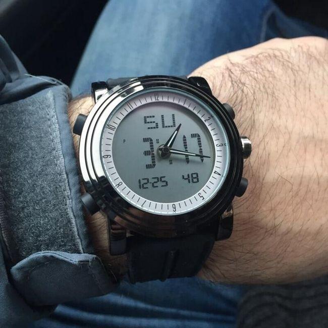 Pánské hodinky MW528 1