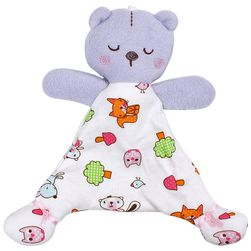 Плюшевая игрушка-платочек B06258