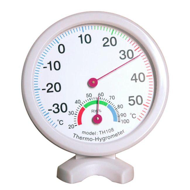 Higrometar i termometar u jednom 1