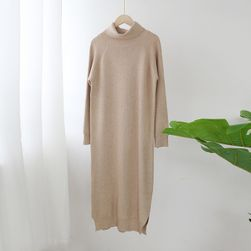 Женское вязаное платье Caroline