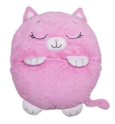 Happy Nappers - Бебешки джоб за спане - Розово коте RZ_271022