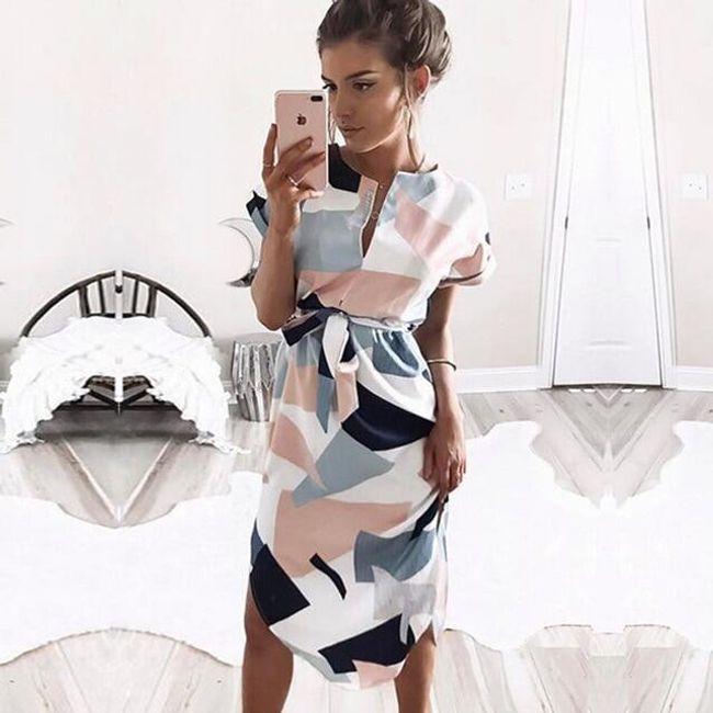 Дамска рокля Ginevra 1